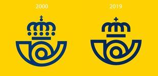 """Post de Los autores del logo original de Correos: """"Mejor que se quedara como estaba"""""""
