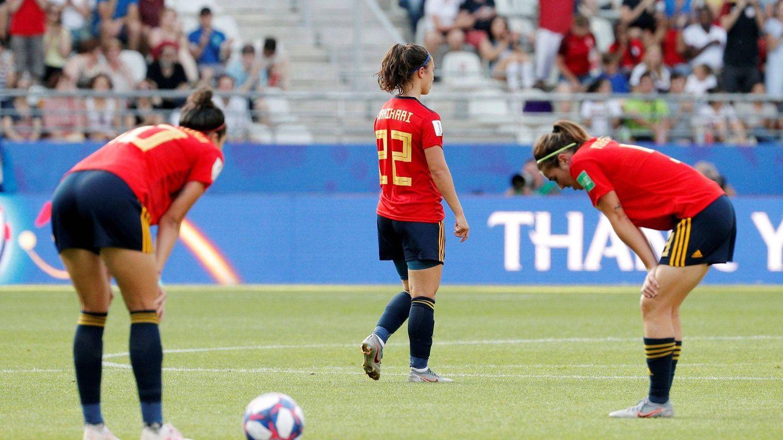 El VAR condena a España el día en que la Selección tuteó a la todopoderosa EEUU