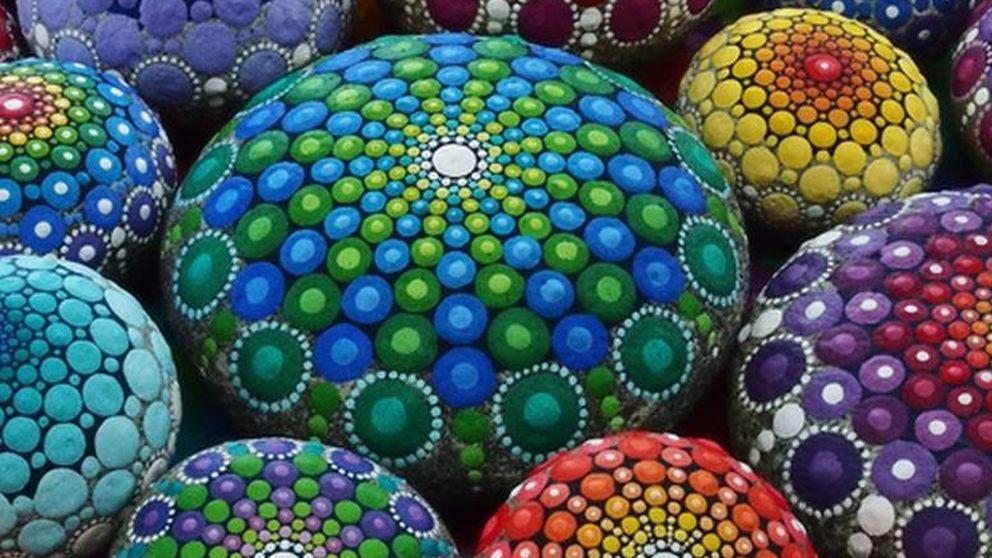 Mandalas: relajación y meditación a base de círculos y colores
