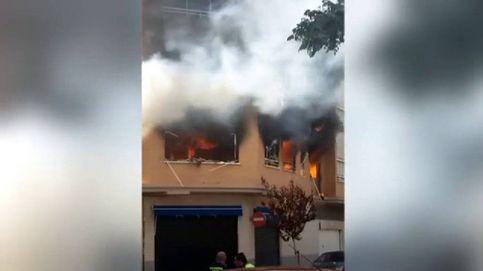 Una agresión machista podría estar detrás del incendio de una vivienda en Albal
