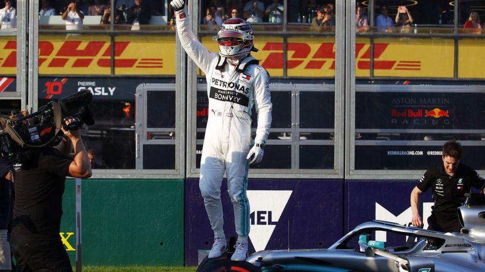 Foto: Las mejores imágenes del Gran Premio de Australia de Fórmula 1