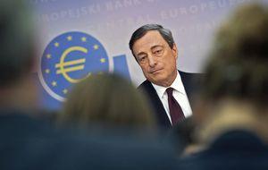 El BCE pide a los bancos 'sanos' reforzar capital antes de dar crédito