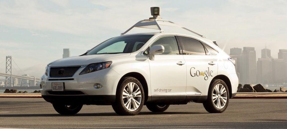 Foto: El coche no tripulado de Google ya circula por áreas urbanas