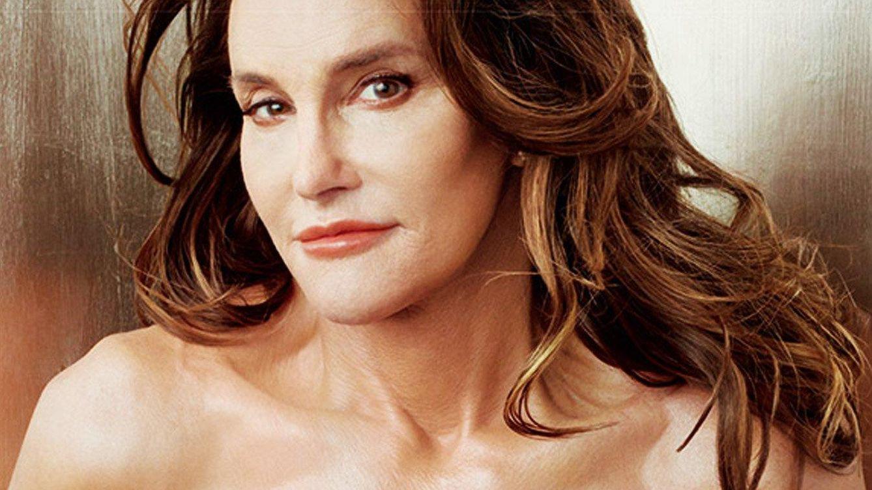 Foto: Caitlyn Jenner posando en la portada de la revista 'Vanity Fair'
