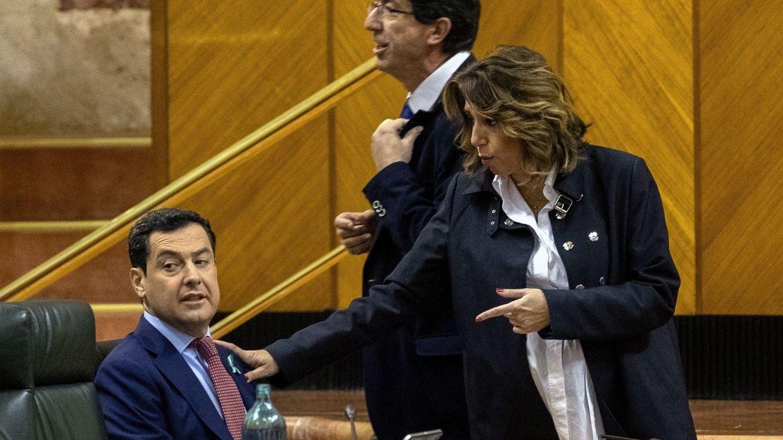 La Junta clama contra el castigo de Sánchez y alerta de las cesiones a ERC