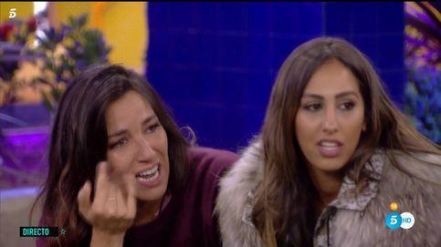 Irene Junquera se derrumba tras el duro ataque de Dinio en 'GH VIP 7'