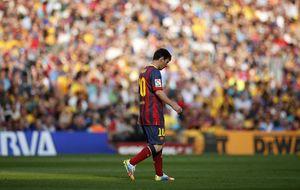 Leo Messi deja en el aire su futuro en el Barcelona tras firmar su nuevo contrato