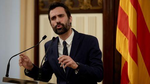 El presidente del Parlament pide al juez Llarena que Sànchez acuda a la investidura