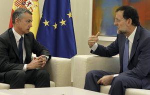 Rajoy solivianta al PNV al imponer una enmienda a la ley de cajas