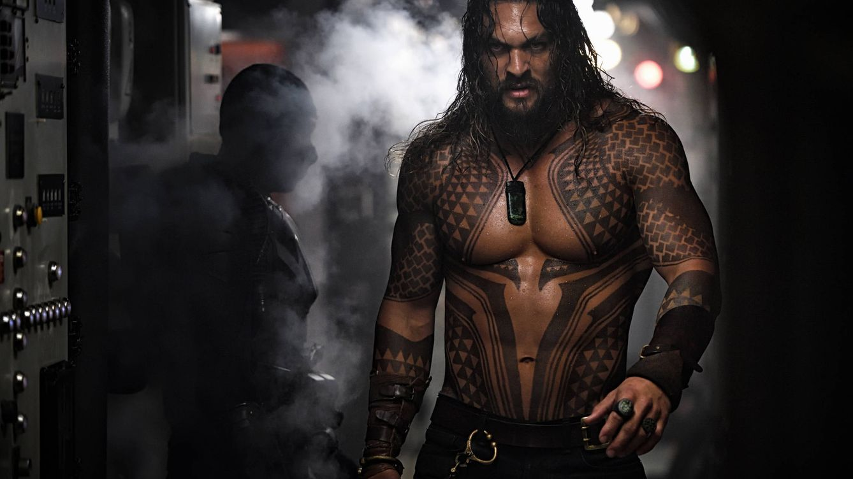 'Aquaman' reina en la taquilla española por cuarta semana