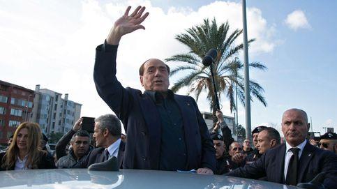 Capilla ardiente de Areces y Berlusconi anuncia su candidatura a las europeas: el día en fotos