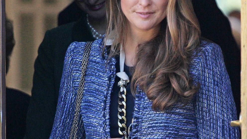 La princesa Magdalena  se 'pone las pilas' para aplacar las críticas