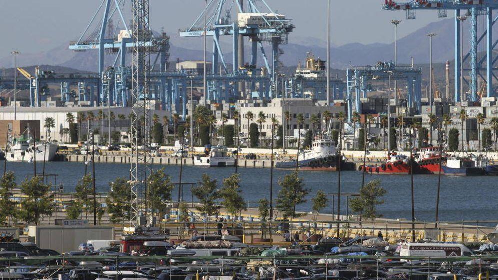 Foto: Puerto de Algeciras. (EFE)