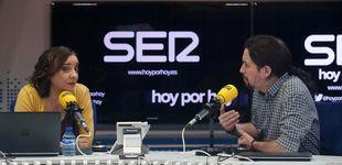 Post de EGM: Herrera recupera los dos millones y Pepa Bueno coge aire en la SER