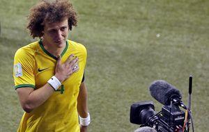 David Luiz, un buen tipo que deja el Chelsea para no ver a Mourinho