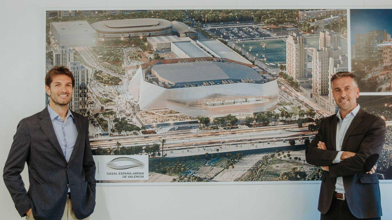 Juan Roig se alía con los dueños del FIB para explotar el nuevo Arena de Valencia