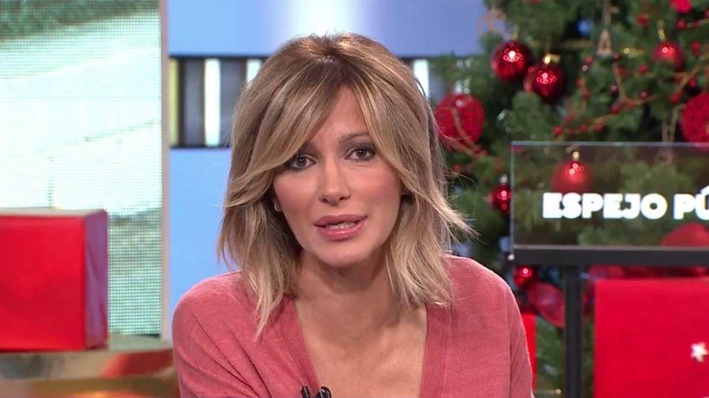 Foto: La presentadora Susanna Griso. (Atresmedia)