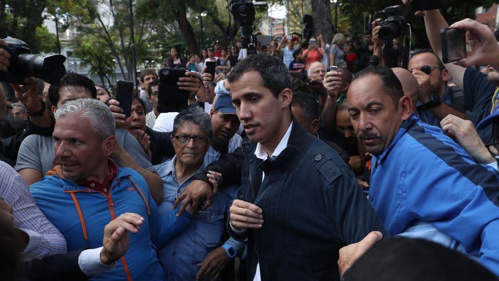 Las cuentas del Estado venezolano en EEUU quedan en manos de Guaidó