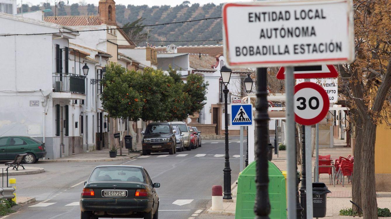 Foto: Bobadilla Estación, lugar donde tuvieron lugar los hechos denunciados por la soldado (Efe).