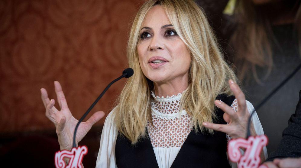Foto: Marta Sánchez presenta su concierto en el teatro de la Zarzuela | EFE