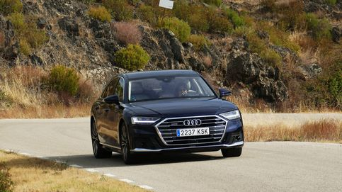 Por qué el Audi A8 es la berlina favorita de los empresarios (y los grandes viajeros)