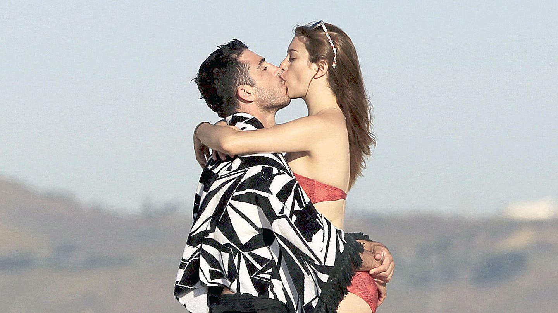 Blanca Suárez y Miguel Ángel Silvestre, en una imagen de archivo. (Gtres)
