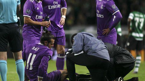 Bale se pierde el Clásico e incluso podría pasar por el quirófano