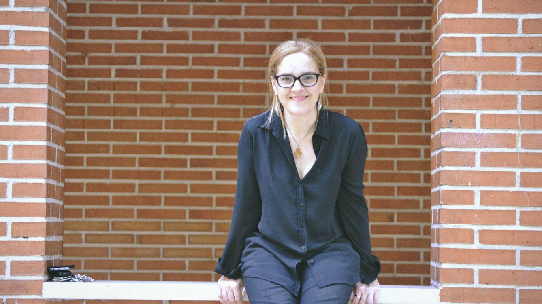 Foto: Elena Alfaro inició una iniciativa en Change.org hace ahora cuatro años. (Foto: M.Z.)