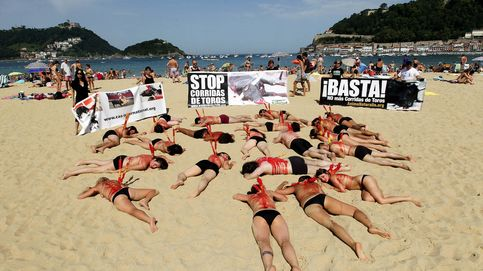 Los antitaurinos tratarán de elevar la presión contra el toreo en San Sebastián