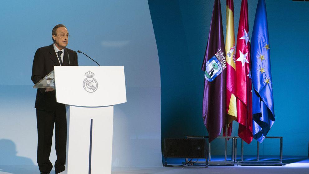 Florentino y el Real Madrid ilustrado: todo para el socio, pero sin el socio
