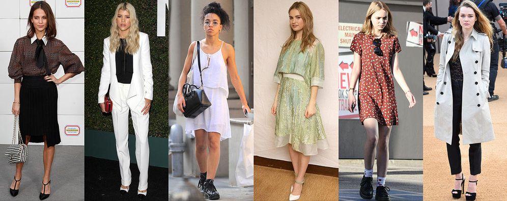 Foto: Alexa Chung, Olivia Palermo y Diane Kruger, temblad... Estas son las nuevas 'it girls' que tienes que conocer