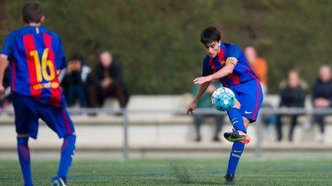 Guardiola y Puyol 'roban' al Barcelona una de sus joyas para el City: Eric García