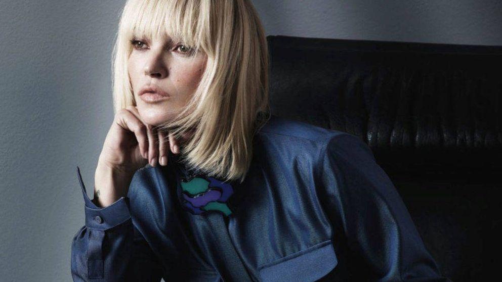 Kate Moss se desvirga con Giorgio Armani