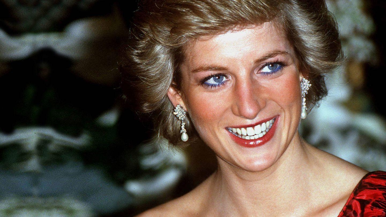 Lady Di, en una imagen de archivo. (Getty)