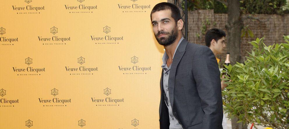 Foto: El actor Rubén Cortada durante el evento celebrado este jueves en Madrid (Gtres)