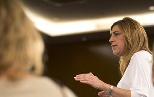 Los críticos del PSOE andaluz abren un frente anti Susana Díaz