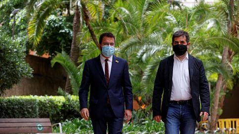 ERC y JxCAT acuerdan 'in extremis' gobernar en coalición para investir a Aragonès