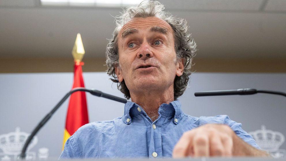 Simón acepta una evaluación de la pandemia y zanja la polémica con Madrid