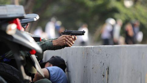 Noticias de Venezuela, en directo | Indecisión en los cuarteles y ausencia de apoyos masivos en las calles de Venezuela