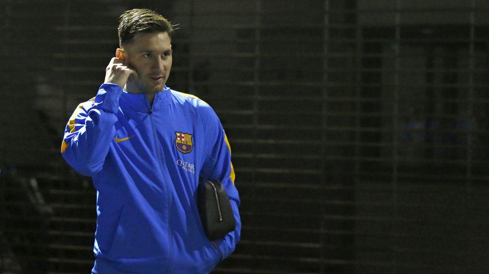 Foto: La Juez archiva la investigación a Messi por los partidos benéficos porque no cobró
