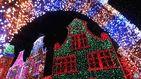 Récord Guinness al conjunto con más luces de Navidad