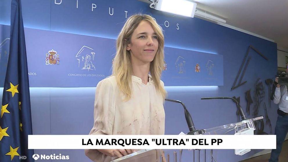 Antena 3 llama marquesa 'ultra' del PP a Álvarez de Toledo y luego rectifica