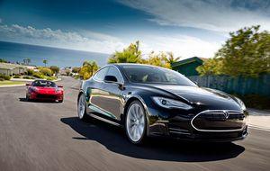 Tesla S: ola de autocombustiones en el coche más seguro del mundo