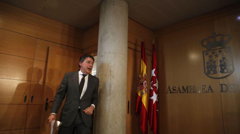 Los negocios de Ignacio González: tarifa del 5%, testaferros y pelotazos informáticos