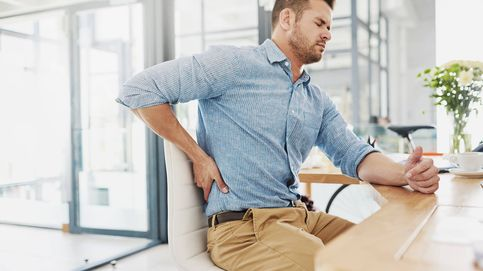 El síndrome del trasero muerto: un riesgo más de la vida sedentaria