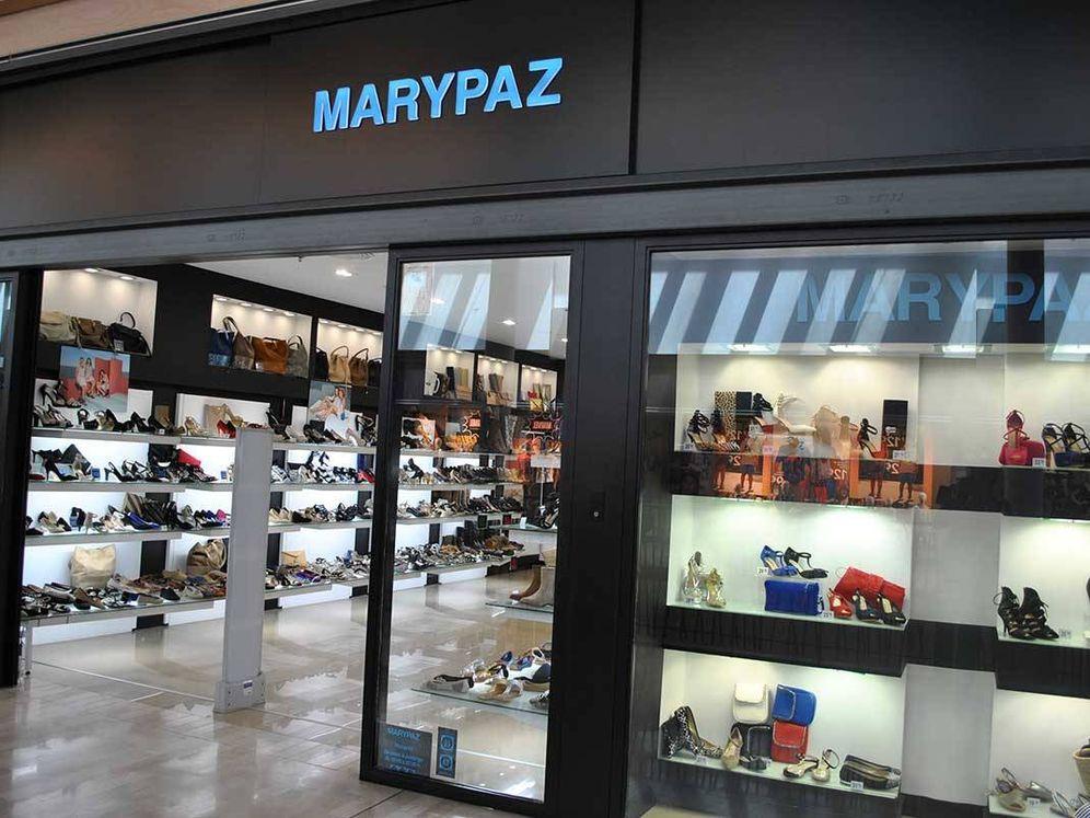 Foto: Zapatería de la marca sevillana. (MaryPaz)