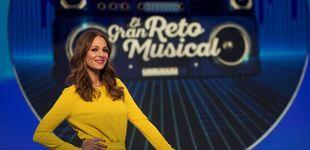 Post de Eva González presentará el nuevo concurso de La 1 'El gran reto musical'