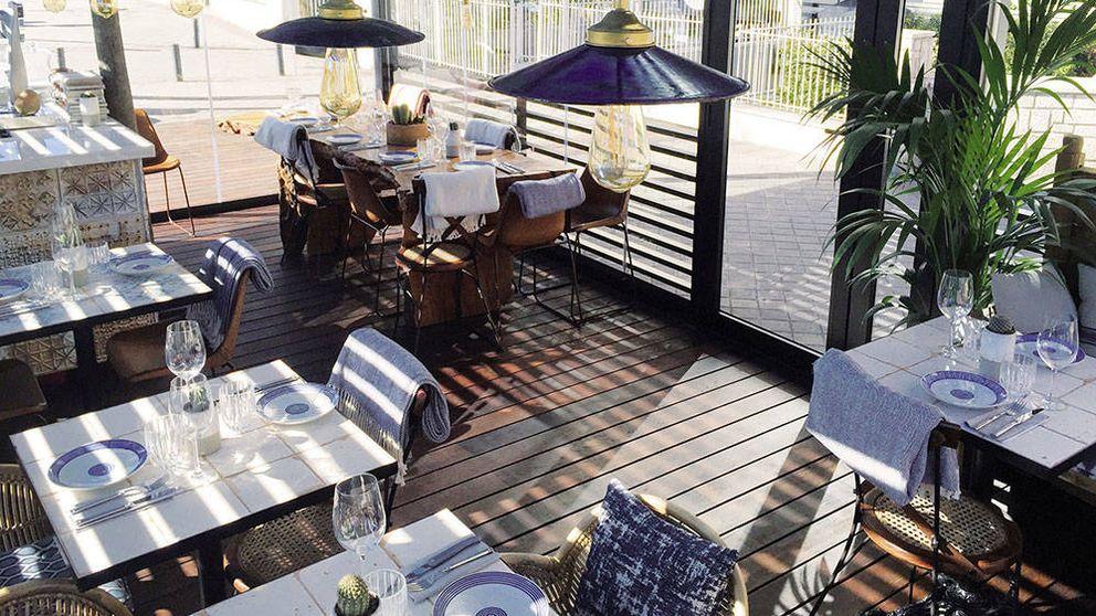 Restaurantes de madrid a sevilla las mejores terrazas y for Hacer un jardin en la terraza