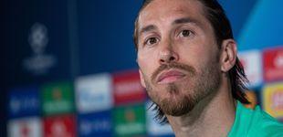 Post de La avería que Sergio Ramos quiere solucionar en el Real Madrid como un macho alfa