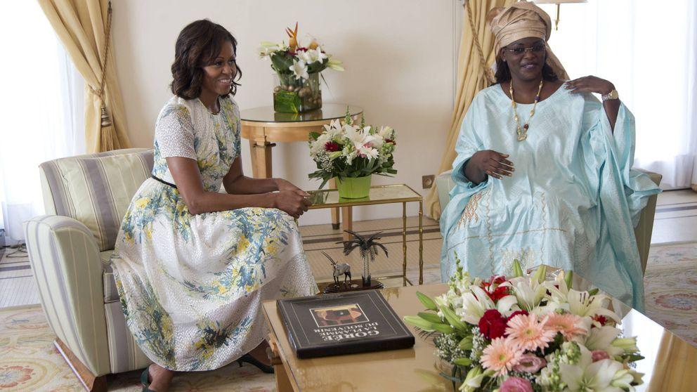 Marieme Falle, la primera dama de Senegal que acompañará a Letizia en su viaje